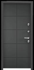 Дверь TOREX SNEGIR 55 Колоре гриджио / СТ Графит матовый