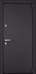 Дверь TOREX SNEGIR 55 RAL 8019 / Дуб мореный Дуб мореный