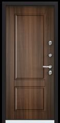 Дверь TOREX SNEGIR 55 RAL 8019 / Орех лесной ПВХ Лесной орех