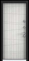 Дверь TOREX SNEGIR 55 RAL 8019 / СТ Милк матовый