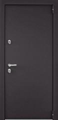Дверь TOREX SNEGIR 55 RAL 8019 / Венге светлое ПВХ БЕЛ венге