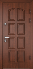Дверь TOREX SNEGIR 60 Красное дерево / Красное дерево