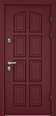 Дверь TOREX SNEGIR 60 RAL 3005 / Дуб мореный Дуб мореный