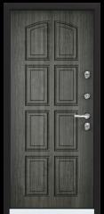 Дверь TOREX SNEGIR 60 RAL 8019 / Дуб пепельный Дуб пепельный