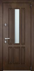 Дверь TOREX SNEGIR COTTAGE 01 Американский орех / Американский орех