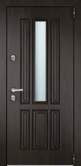 Дверь TOREX SNEGIR COTTAGE 01 Черное дерево / Черное дерево