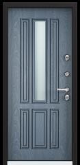 Дверь TOREX SNEGIR COTTAGE 01 Синий гиацинт / Синий гиацинт