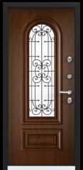 Дверь TOREX SNEGIR COTTAGE 02 Красное дерево / Красное дерево