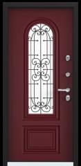 Дверь TOREX SNEGIR COTTAGE 02 RAL 3005 / RAL 3005