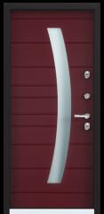 Дверь TOREX SNEGIR COTTAGE 04 RAL 3005 / RAL 3005