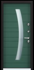 Дверь TOREX SNEGIR COTTAGE 04 Зеленый изумруд / Зеленый изумруд