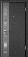Дверь TOREX SUPER OMEGA 10 MAX Черный шелк / Кремовый ликер ПВХ кремовый ликер