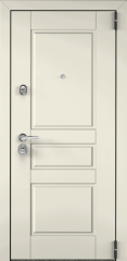Дверь TOREX SUPER OMEGA 100 Белый перламутр / Белый перламутр