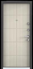Дверь TOREX SUPER OMEGA 100 Колоре гриджио / Белый перламутр