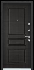 Дверь TOREX SUPER OMEGA 100 ПВХ Венге темный горизонт / ПВХ Венге темный горизонт