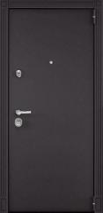 Дверь TOREX SUPER OMEGA 100 RAL 8019 / Молочный шоколад ПВХ молочный шоколад