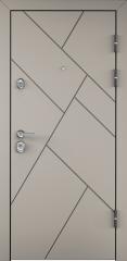 Дверь TOREX ULTIMATUM-M Кремовый ликер ПВХ кремовый ликер / Белый Белый