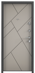 Дверь TOREX ULTIMATUM-M Кремовый ликер ПВХ кремовый ликер / Кремовый ликер ПВХ кремовый ликер