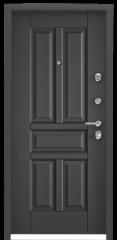 Дверь TOREX ULTIMATUM-M Молочный шоколад ПВХ молочный шоколад / Темный-пепел ПВХ Темный-пепел