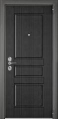 Дверь TOREX ULTIMATUM NEXT Italy ПВХ Скол дуба черный / ПВХ Венге темный горизонт