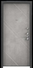 Дверь TOREX ULTIMATUM NEXT ПВХ Бетон серый / ПВХ Бетон серый
