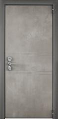 Дверь TOREX ULTIMATUM NEXT ПВХ Бетон темный / ПВХ Бетон темный