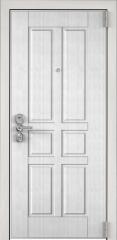 Дверь TOREX ULTIMATUM NEXT ПВХ Скол дуба белый / ПВХ Скол дуба белый