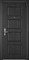 Дверь TOREX ULTIMATUM NEXT ПВХ Скол дуба черный / СТ Милк матовый