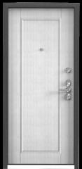 Дверь TOREX ULTIMATUM NEXT СТ Мокко матовый / ПВХ Скол дуба белый