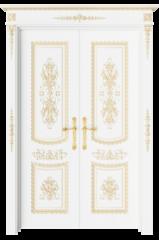 Двустворчатая дверь Франческо 1
