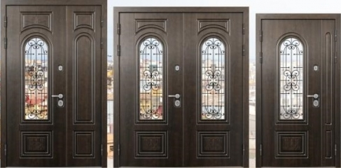 Дверь Professor-3 02 HOME-2 PP