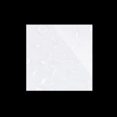 Гипсовая 3D панель Декор для SULTAN малый Smoggy белый 90х90мм, фацет 10мм 90x90x10 мм