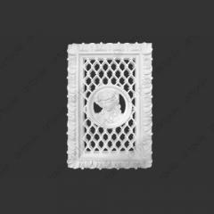 Вентиляционная решётка SVR2 из гипса