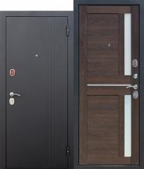 Входная дверь Ferroni 7,5 см НЬЮ-ЙОРК Царга Каштан мускат