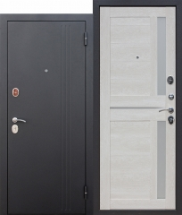Входная дверь Ferroni 7,5 см НЬЮ-ЙОРК Царга Каштан перламутр