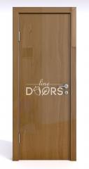 Дверь межкомнатная DG-500 Анегри темный
