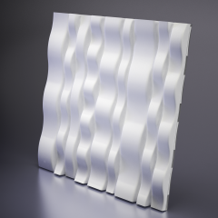 Гипсовая 3D панель MATRIX 600x600x40 мм