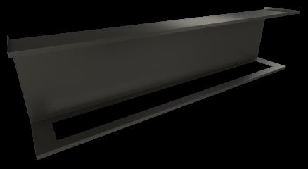 Встраиваемый торцевой очаг ZeFire Standart 2000