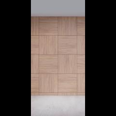 Панель Quadro Брандо 450*450