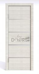 Дверь межкомнатная DG-505 Ива светлая